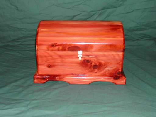Small Jewelry Box Cedar Chest